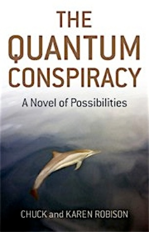 The Quantum Conspiracy Cover